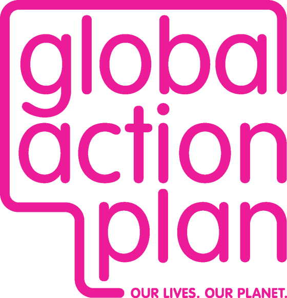 Global Action Plan. Our Lives. Our Planet