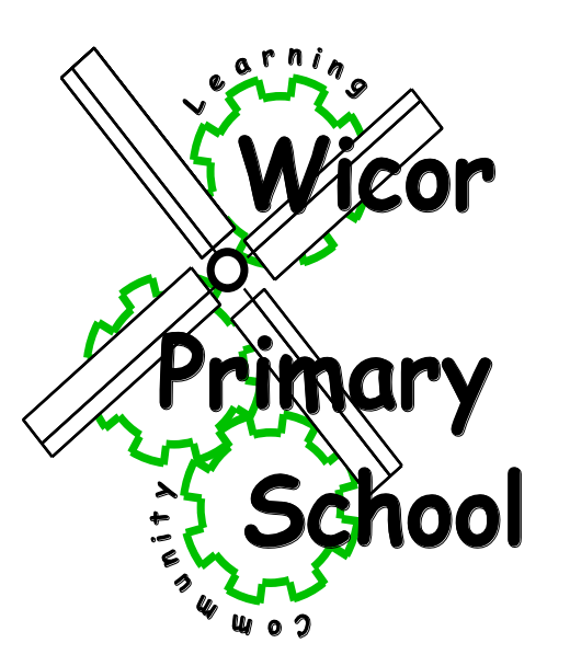 The Wicor Primary School logo